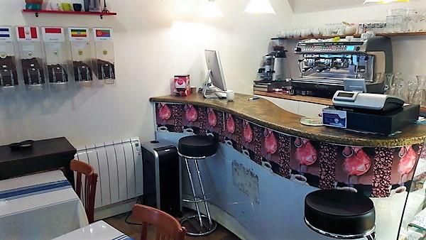 Adulis abyssininan coffee shop in Paris